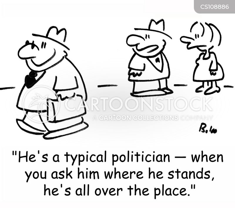 all over the place cartoon