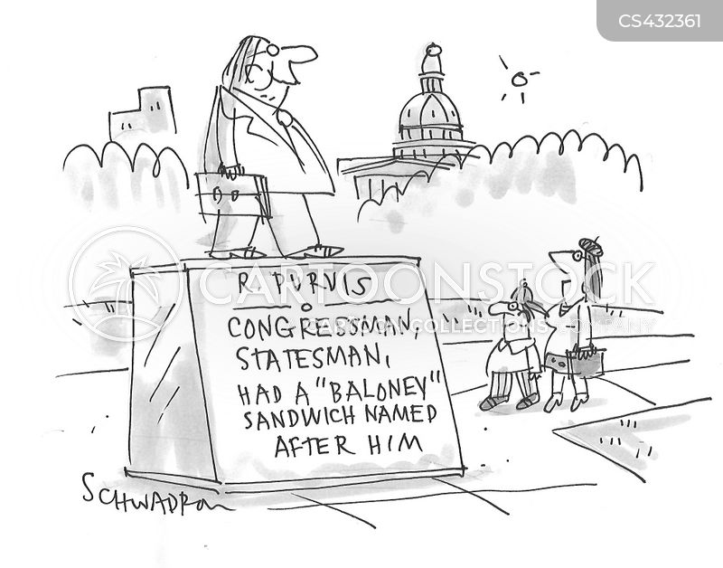 statesmen cartoon