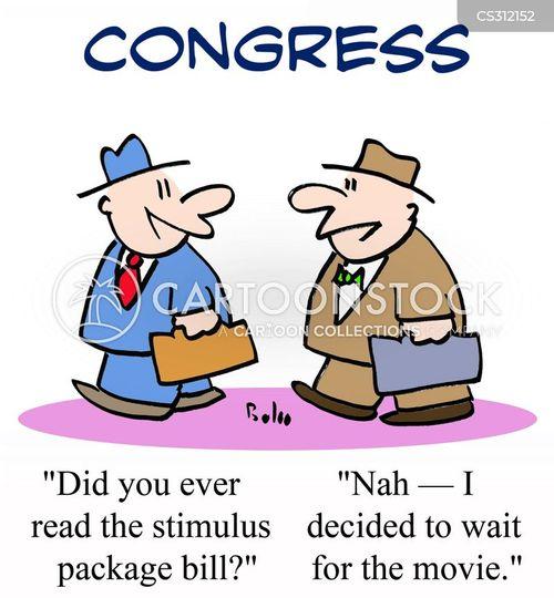 appropriations cartoon