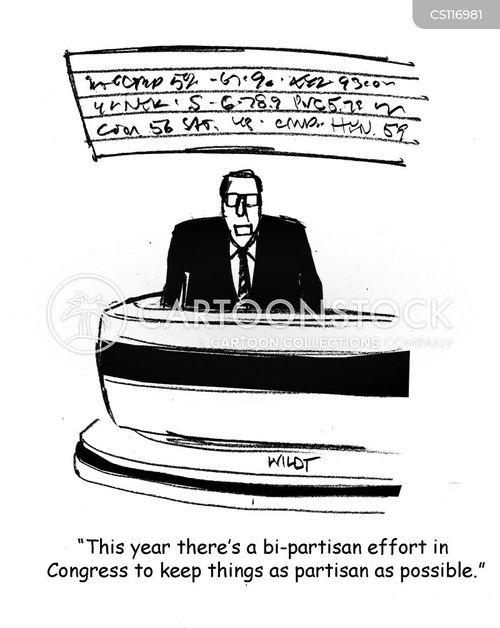 co-operation cartoon