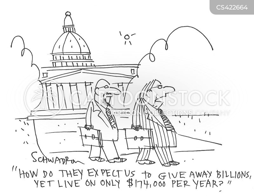public officials cartoon