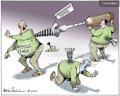 class problem cartoon