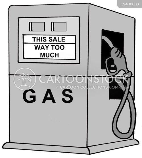 petrol tax cartoon