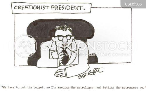 political advisors cartoon