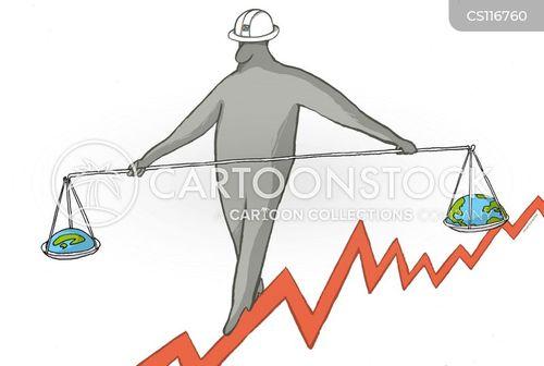 economic sanctions cartoon