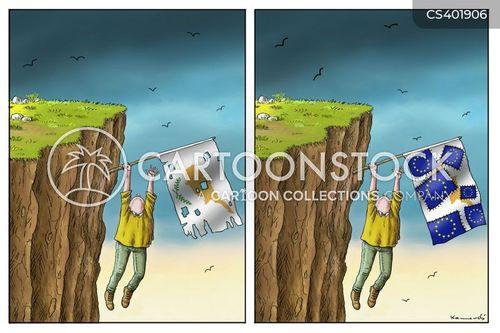 bailout deals cartoon