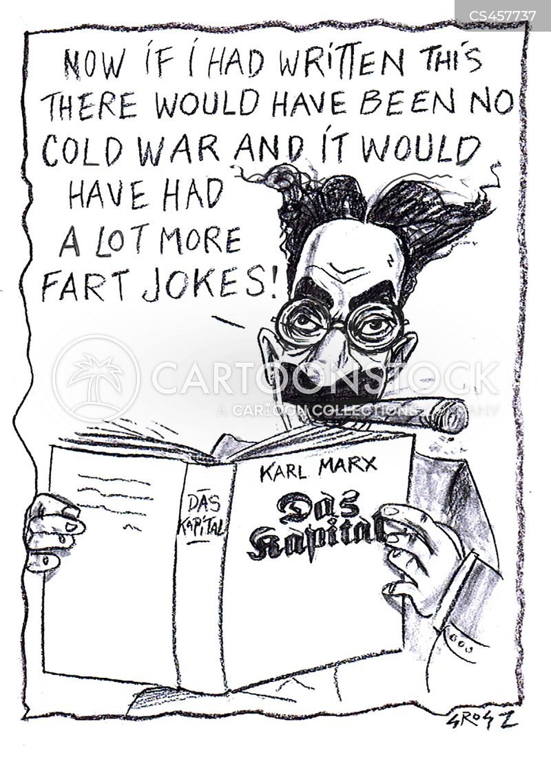 fart joke cartoon