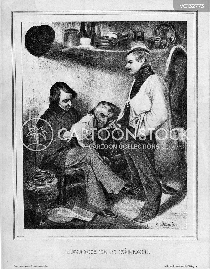 Daumier cartoons, Daumier cartoon, funny, Daumier picture, Daumier pictures, Daumier image, Daumier images, Daumier illustration, Daumier illustrations