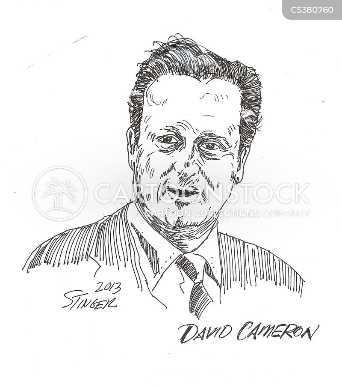 coalition government cartoon
