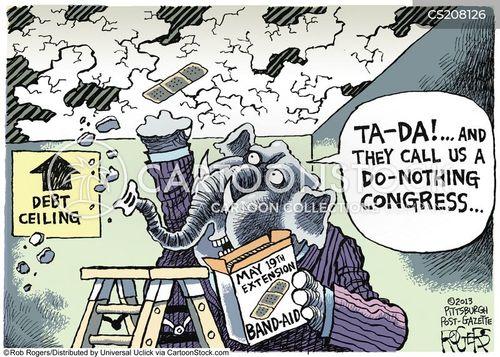 congresswoman cartoon