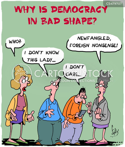 egoism cartoon