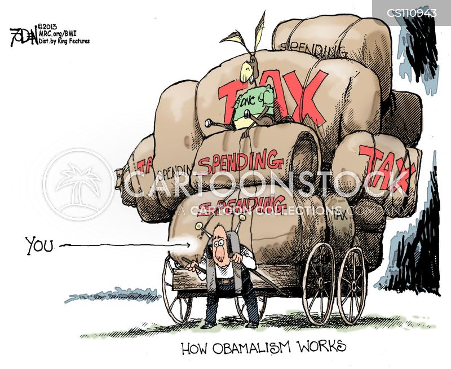 congressional budget office cartoon