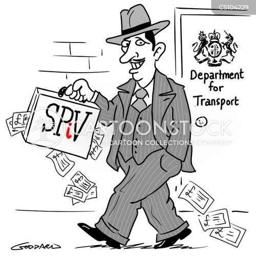 spiv cartoon