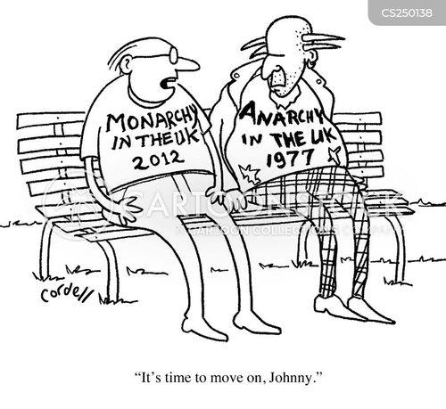 johnny rotten cartoon