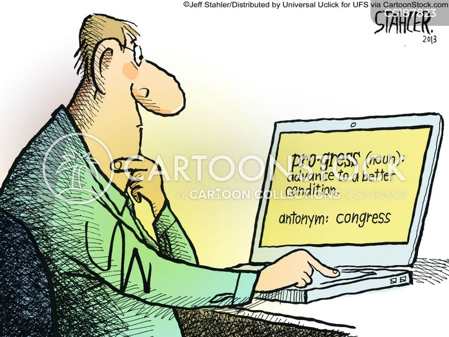definitions cartoon