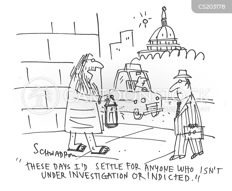 indicts cartoon