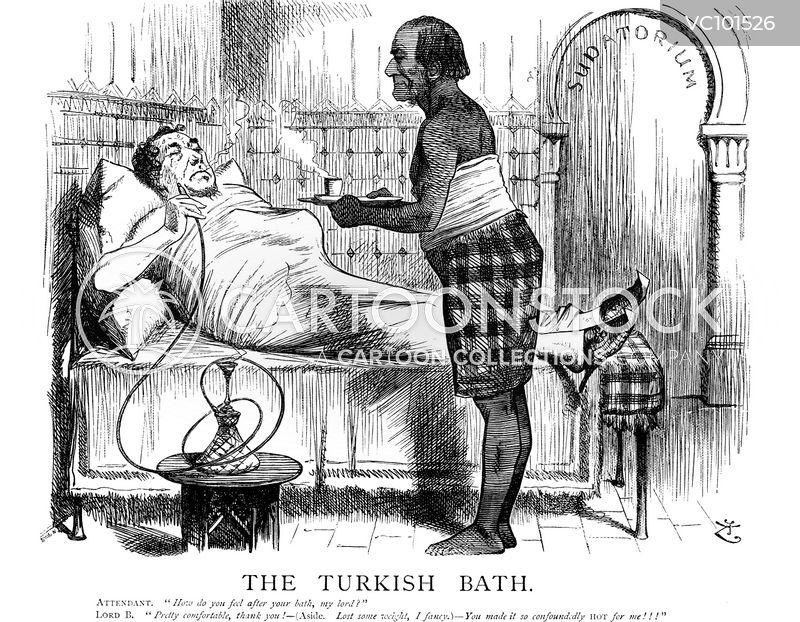 Turkish Bath cartoons, Turkish Bath cartoon, funny, Turkish Bath picture, Turkish Bath pictures, Turkish Bath image, Turkish Bath images, Turkish Bath illustration, Turkish Bath illustrations