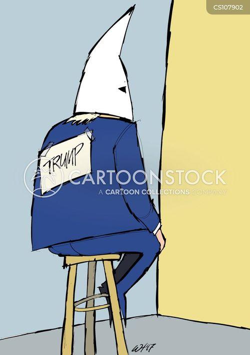 race relations cartoon