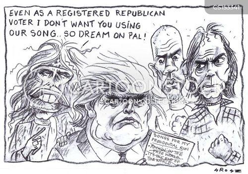 power ballads cartoon