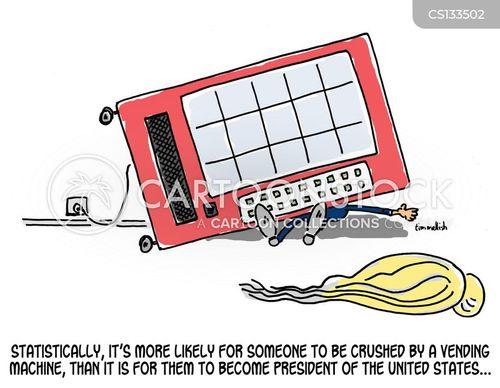 trump campaign cartoon