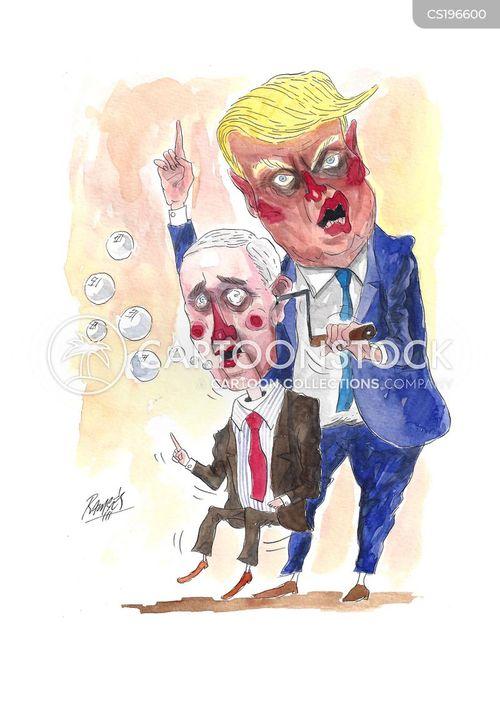 vice presidents cartoon