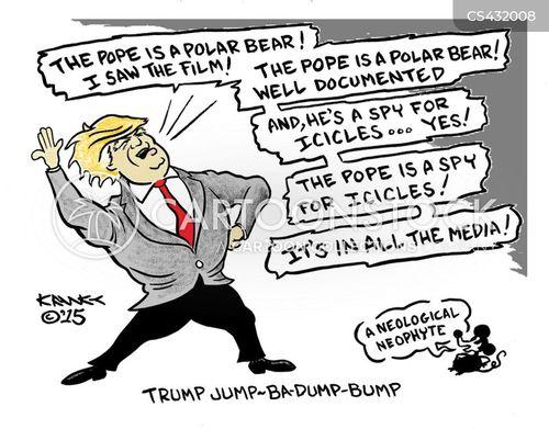 demagogue cartoon