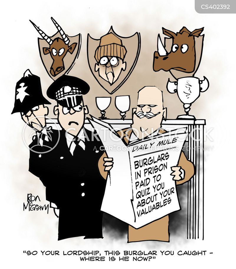 ministry of justice cartoon