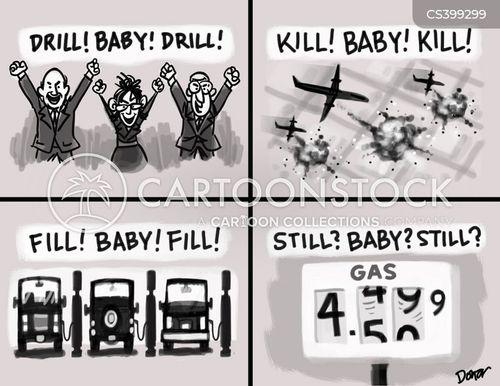 drilled cartoon