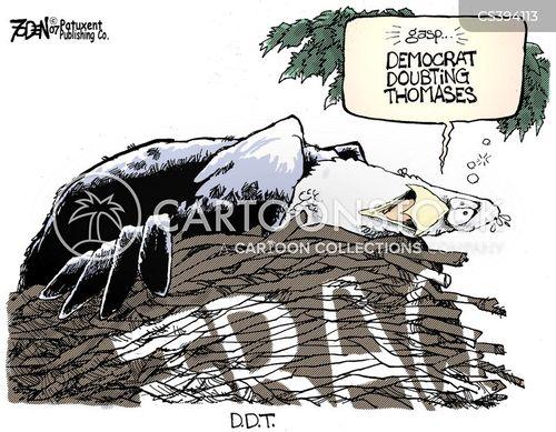doubting thomas cartoon