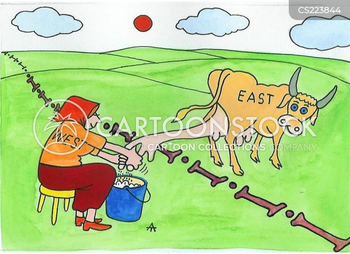 easterners cartoon