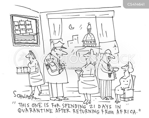 health worker cartoon