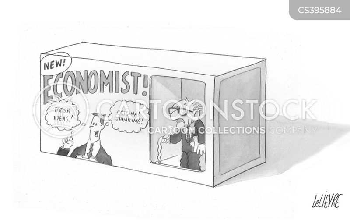 economics teacher cartoon