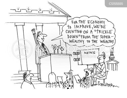 distribution of wealth cartoon