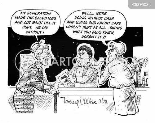 great depression cartoon