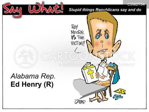 g.o.p. cartoon