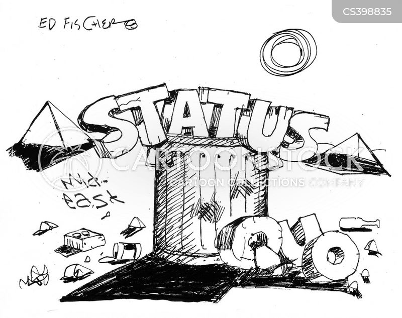 evicted cartoon