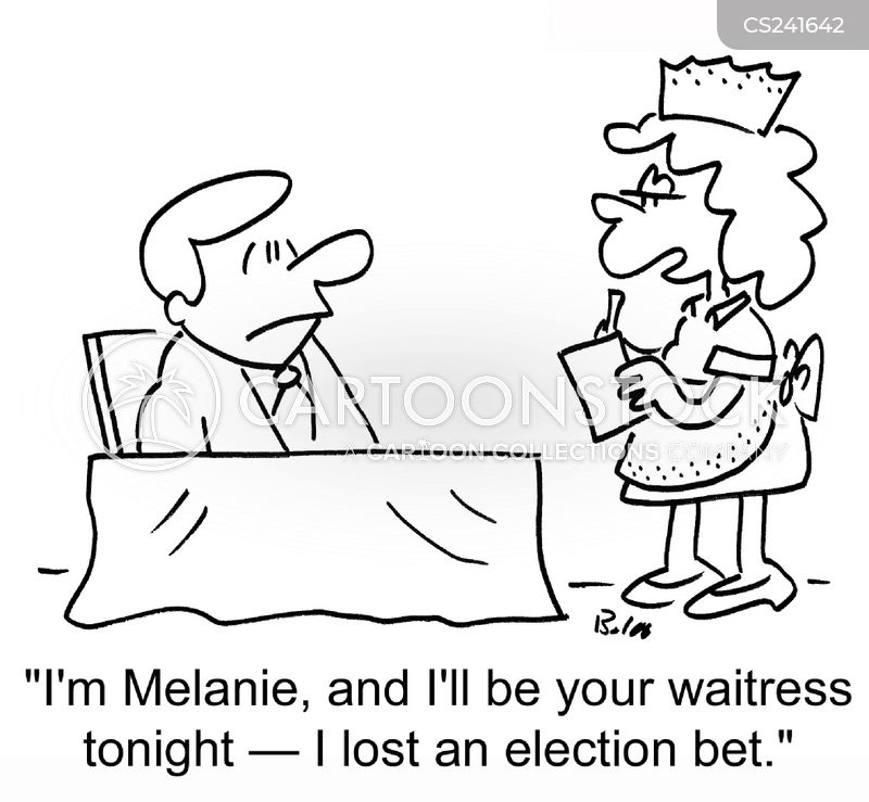 election bets cartoon
