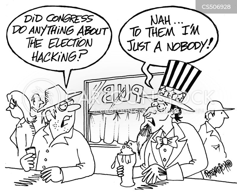 election frauds cartoon