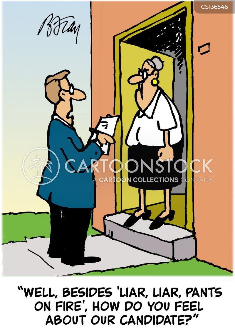 Image result for cartoon of political canvasser