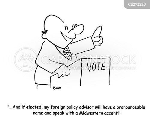 popular politics cartoon