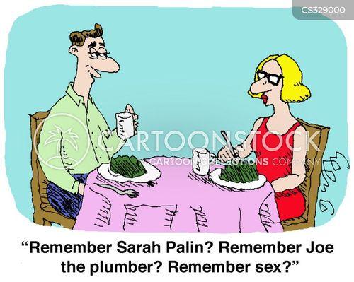 joe the plumber cartoon