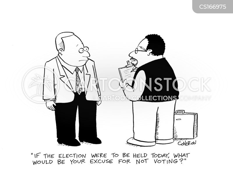 electorates cartoon