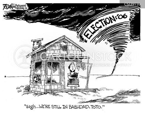 baghdad cartoon