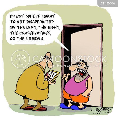 disaffection cartoon