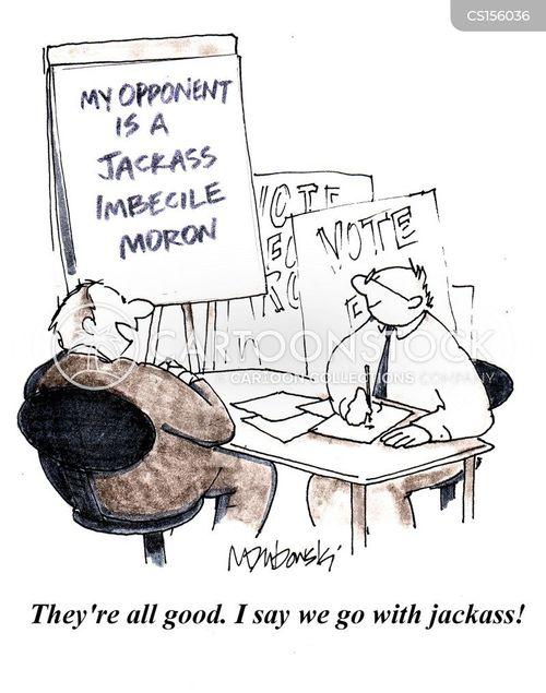mid-term cartoon