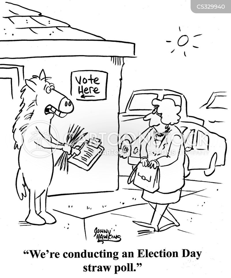 Straw Polls Cartoons and Comics - funny pictures from