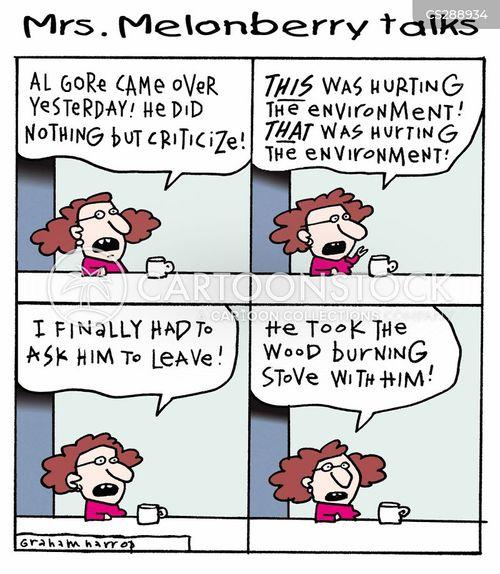la nina cartoon