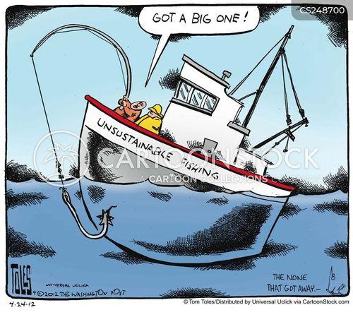environmental agency cartoon