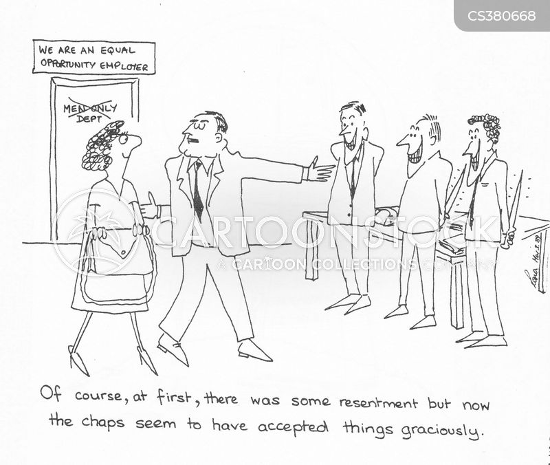 resenting cartoon
