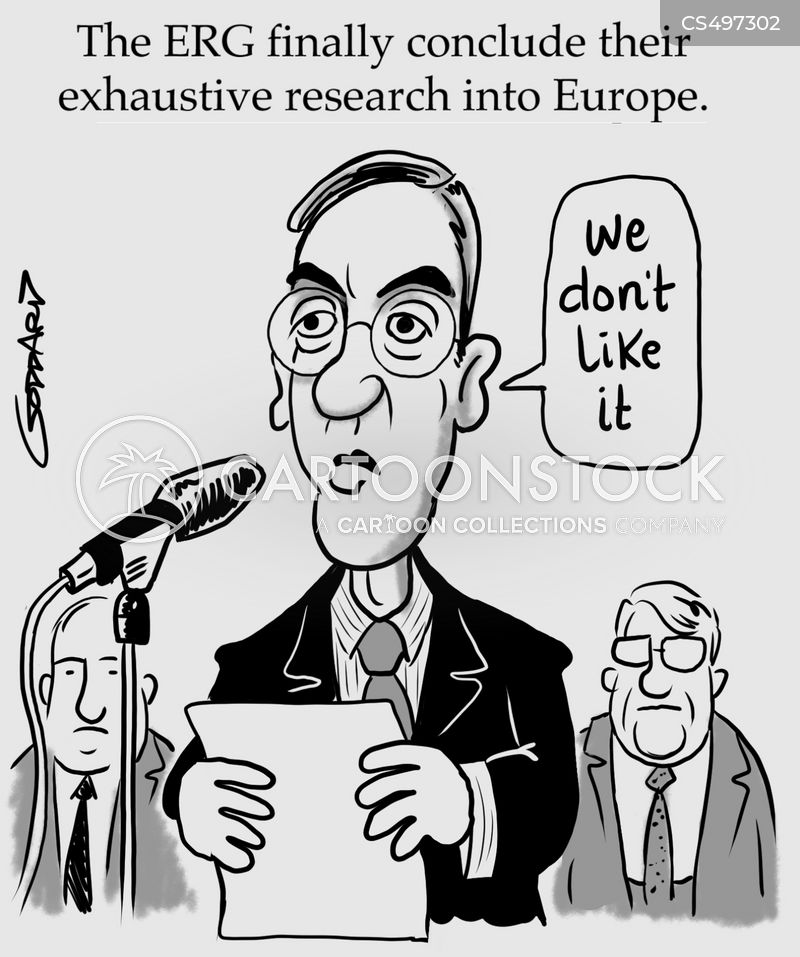 european research group cartoon